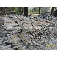 推荐产品:绿石英板岩条石