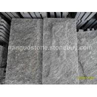 牡丹红板岩蘑菇石