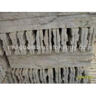 河北文化石,白石英文化石