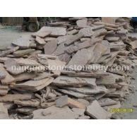 粉砂岩板岩乱型石