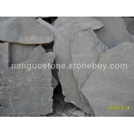 粉石英板岩乱型石