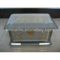 经文水晶骨灰盒