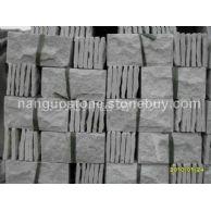 白石英蘑菇石 外墙石材