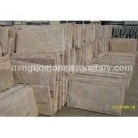 暖系石材精品:粉砂岩蘑菇石