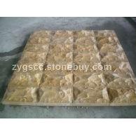 古典米黄蘑菇石