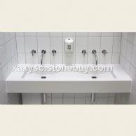 卫生间台面石材装饰
