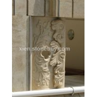 亚美尼亚金/黄钻金麻/阿曼黄/霏细石石材雕刻