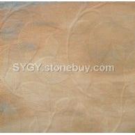大理石雕花板