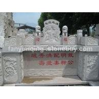天台山金山石文墓