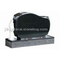 中国黑美式墓碑