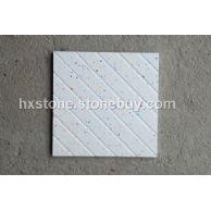 白色防滑石材