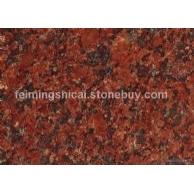 红色花岗岩