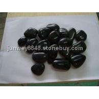 特级黑色鹅卵石