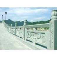 石栏杆,石雕栏杆,桥栏杆,青石栏杆,护河栏杆,白麻栏杆
