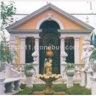 印象石caststone 特石 雕塑 栏杆 别墅装饰