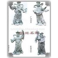 佛像雕刻/石雕四大金刚/四大天王