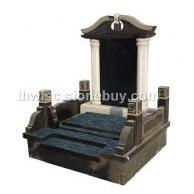 欧式墓碑、西式墓碑、石材工艺制品