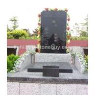 中国蓝花岗岩石刻墓碑,石雕墓碑,黑色大理石墓碑,中国蓝墓碑