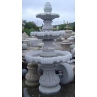 石雕喷泉,西方喷泉,莲花喷泉