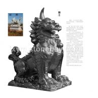 石雕麒麟,獬豸,石狮,拓荒牛,龙凤大鹏,大象骏马,宝瓶鹿鹤石雕动物