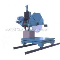 大型石材切石机单臂式圆盘切割机
