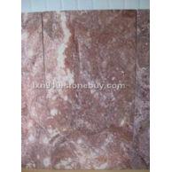 褐红色大理石石板
