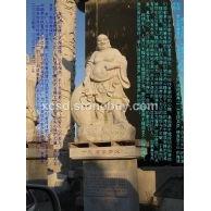 石雕18罗汉.寺庙宗教石雕系列,千手观音, 菩萨佛像等佛神雕像