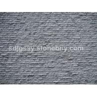 厂家供应山东蓝色石灰石板材拉丝面
