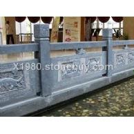 青石栏杆石雕栏杆 石栏板 石柱