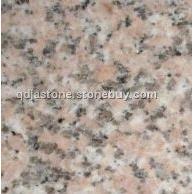 樱花红G364 山东花岗岩石材 板材 路边石