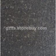 优质黑色花岗岩火烧面80元/平方米(类似山西黑火烧面)
