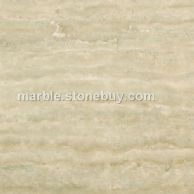 米白洞石Travertine-Cream-
