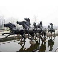 曲阳天宏雕塑动物雕塑