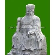 土地公,福禄寿,以及各式佛像雕刻