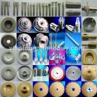 各种钎焊金刚石工具