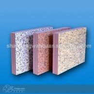 超薄石材外墙装饰保温板