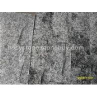 供应文化石黑白花蘑菇石