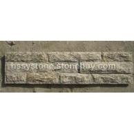 石料虎皮黄小蘑菇文化石