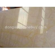 供应:安琪米黄荒料 大板 规格板 边角料 毛板 黄色天然大理石