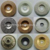 钎焊金刚石磨轮——