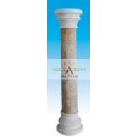 大理石柱子 花岗岩柱子 石柱 实心柱