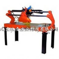 大理石切割机(直切、倒角)台式石材切割机 耐火砖切割机BX1200D