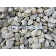 灰白色鹅卵石