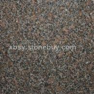 新品种花岗岩 紫金棕钻