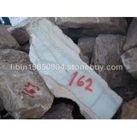 大量供应优质伊朗白玉石,洞石