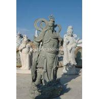 观公 人物雕刻 青石石雕 园林雕刻 青石佛像雕刻 寺庙雕刻