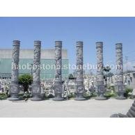 供应文化柱 石柱 广场建筑 石雕 广场柱子 建筑材料