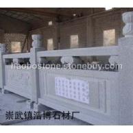 园林建筑雕刻 泉州白栏杆 建筑材料 石雕