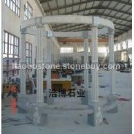 供应石亭 园林建筑 石雕 建筑材料