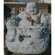 供应弥勒佛石雕 佛像雕刻 寺庙雕刻 人物雕刻 石雕